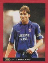 Ipswich Town Matt Holland Eire